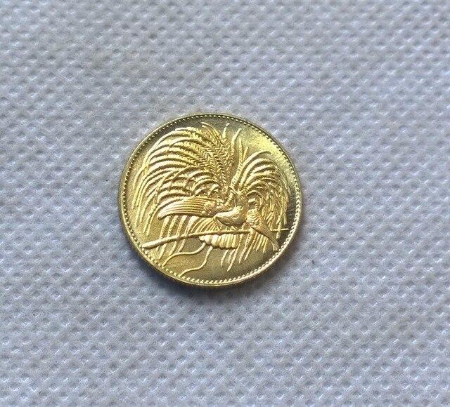 1895 Eine Deutschland Papua Neuguinea 20 Mark Kopie Gedenkmünzen