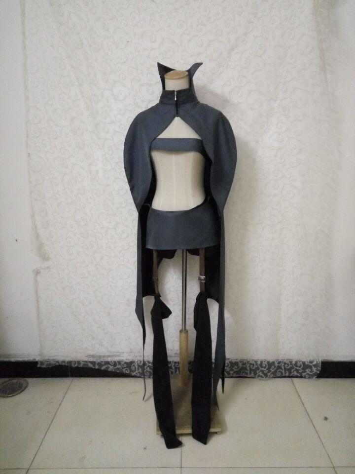 Anime Rokka no Yuusha Cosplay Costume Uniform Mand Any Size(only clothing)