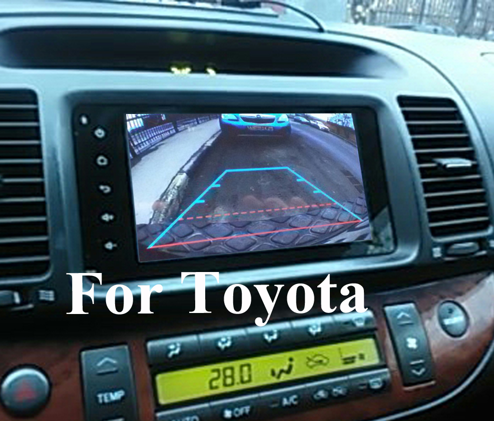 """Toyota Run X: 7"""" Android 6.0 OS Car DVD For Toyota RunX 2003 2006"""