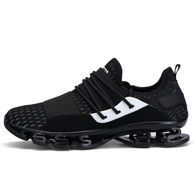 b4ce6fd0a9f7 running shoes for men Springblade Ignite Breathable Athletic Shoes boost  Sport running trekking superstar Men Sneakers