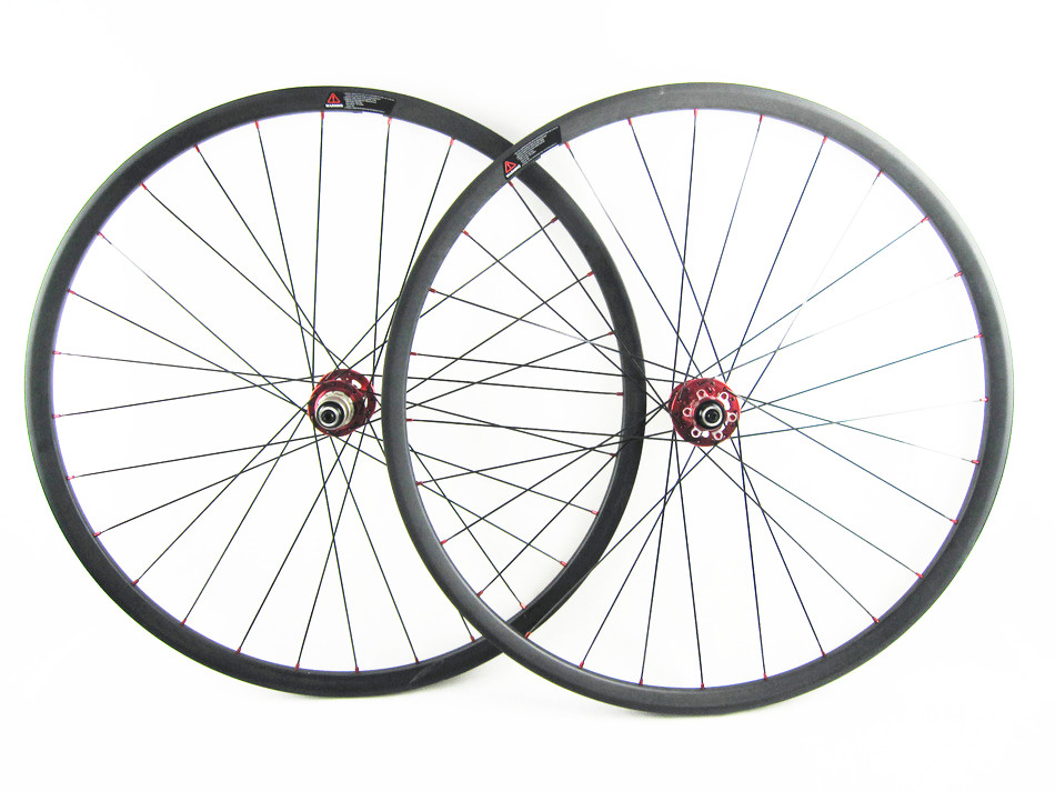 free shipping carbon MTB wheels 26er MTB wheels MTB height 25mm wheels width 35mm Mountain bike bicycle MTB wheels 27 5er mtb wheels width 35mm carbon mtb wheels novatec 791 792 thur axle 650b mountain bikes bicycle mtb wheels