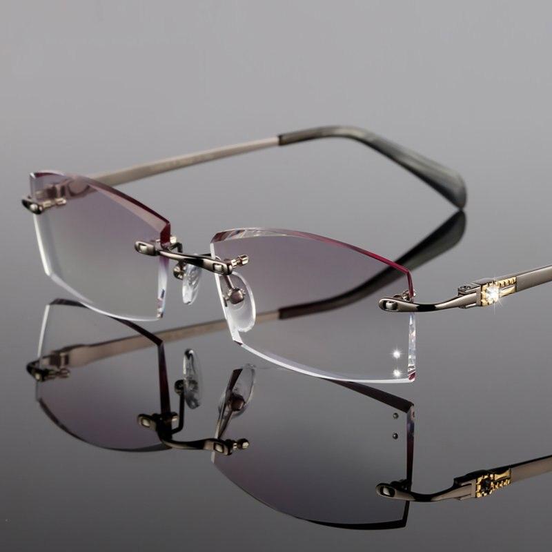 Personnalisé à la main d'affaires optique lunettes hommes
