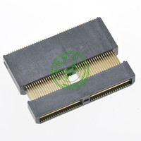 Разъем SAMTEC с обеих сторон интервала 0 5 40 pin 80PIN Модель: QTE-040-08-LDA