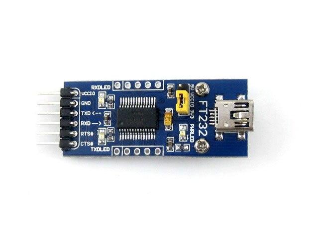 все цены на  FT232 USB UART Board (mini) FT232RL USB-to-UART Serial Convertor UART Interface Module Development Board for Arduino Mini Port  онлайн