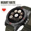 Горячая N10B Smart Watch Открытый Спорт Smartwatch с Монитором Сердечного Ритма и Компас Водонепроницаемый Bluetooth Вах для IOS и Android