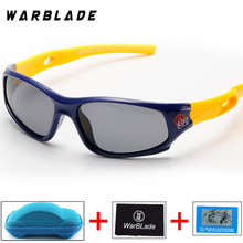 7e9b5d2ead373 Children s Polarized Sunglasses Baby Child Care UV Glasses Security TR90  frame Brand Goggles Sun Glasses For