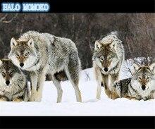 diamond embroidery animals DIY 5d painting rhinestone embroidery diamond mosaic diy diamond painting wolfs