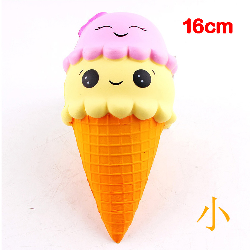 New Yellow Squeeze Toys Pineapple Squishy Slow Rising Decompression Toys Stress Reliever Decor Antistress Toys For Children #N25