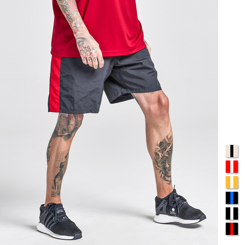 Short Homme Men Clothes 2018 Mens Workout Shorts