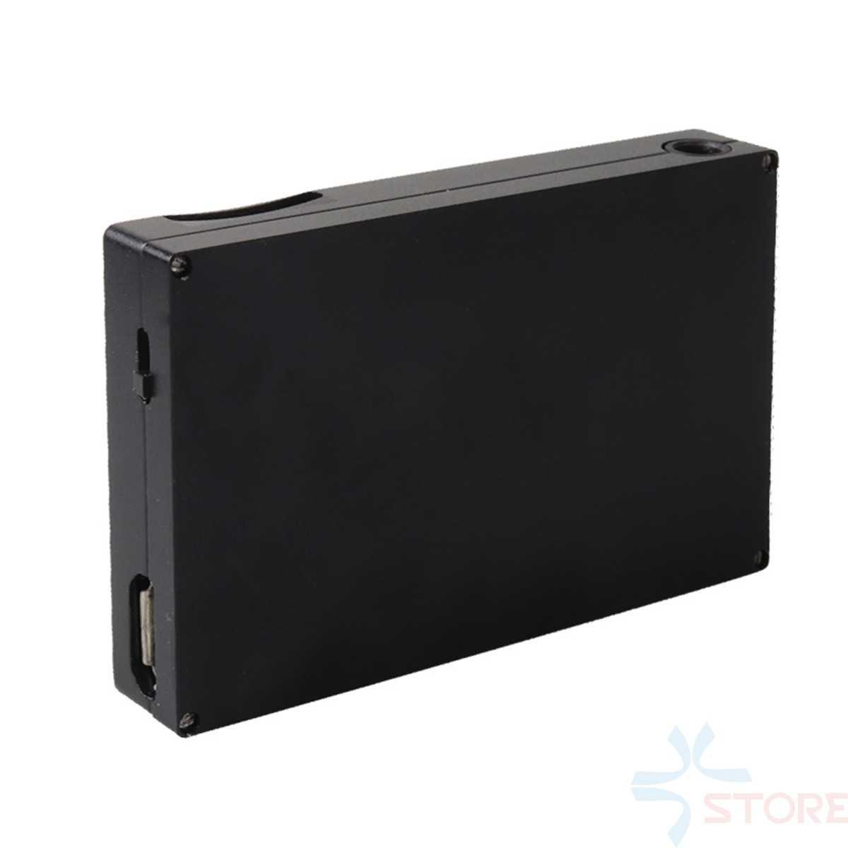 Mini FPV DVR Module NTSC/PAL commutable intégré batterie vidéo Audio FPV enregistreur pour les modèles RC course FPV Drone