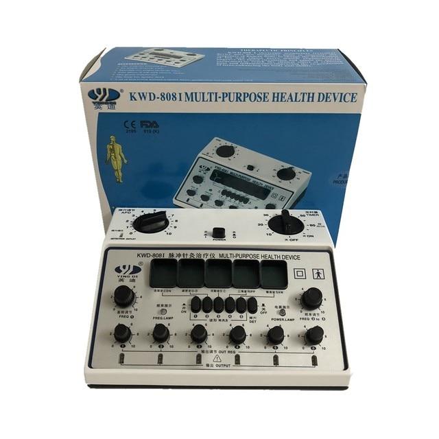 YingDi العلامة التجارية متعددة الأغراض الكهربائية محاكي الحقن KWD808 I 6 قنوات الانتاج 100% ضمان الجودة!!!!