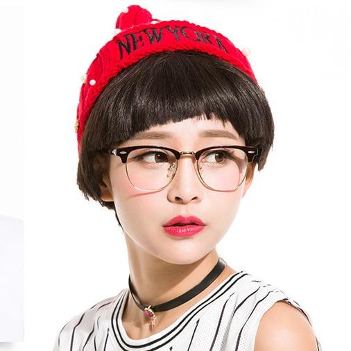 Hot μόδας Ρετρό Half-frame Γυαλιά Frame Άνδρες - Αξεσουάρ ένδυσης - Φωτογραφία 6