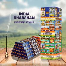 Natural Good Quality 25Boxes/Set Indian Incense Darshan Plain Old Tower Manually Sandalwood Spices Joss Stick