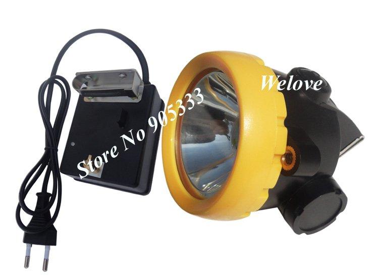 LED kalnrūpniecības vāciņš, bezvada gaismas lukturis un - Portatīvais apgaismojums