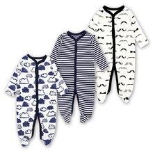 Комбинезон для новорожденных комбинезон младенцев одежда маленьких