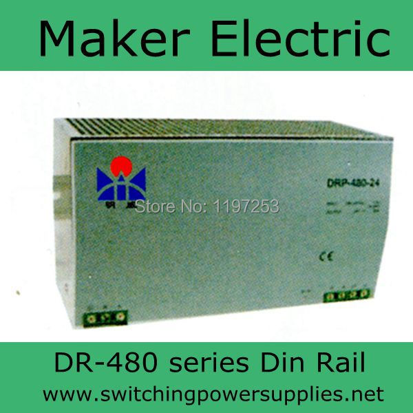 factory direct sale high quality high watts din rail 480w 48v 10a DR-480-48 switching power supply din rail 48V 480w with CE ac to dc direct quaiity watts 480w 48v 10a dr 480 48 draii singie output ce ied driver source swtching pwer supiy voit