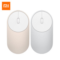 Original Xiaomi Mouse XMSB01MW Portable Wireless Mouse Optical Bluetooth 4 0 RF 2 4GHz Dual Mode