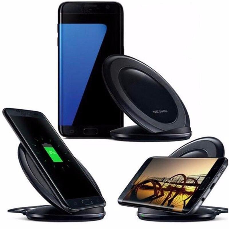 Qi Chargeur Sans Fil De Charge Pad D'origine Nillkin sans fil charegr pour SAMSUNG Gaxlay S8 plus note8 Note 5 pour iphone 8 x plus
