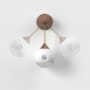 Image 4 - Youpin Sothing słoneczny inteligentny czujnik noc światło podczerwone indukcyjna USB ładowania wymienny lampka nocna dla inteligentnego domu #