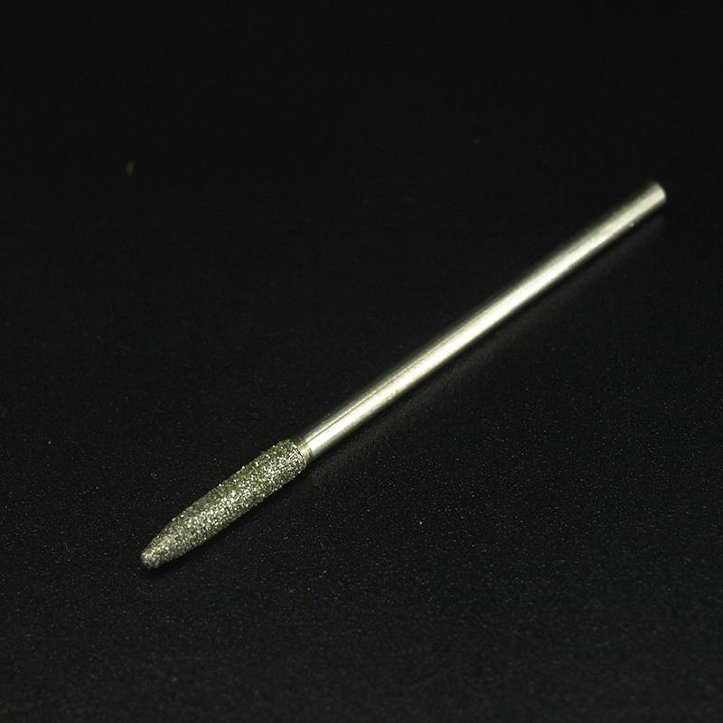 Pro. Diamond Burr, D-4, емдеуге арналған жаңа - Маникюр - фото 4