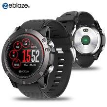 Zeblaze VIBE 3 ECG Instant on demand Color Display Heart Rate IP67 Waterproof Multi-sports Modes Fitness Tracker BT Smartwatch