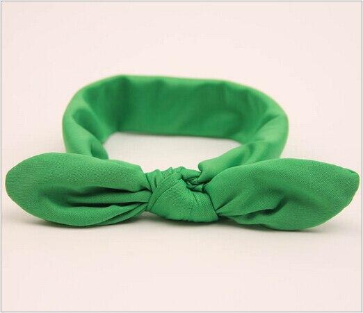 Повязка-тюрбан эластичный ободок для волос, повязка на голову, бандана, Новинка - Цвет: color 2