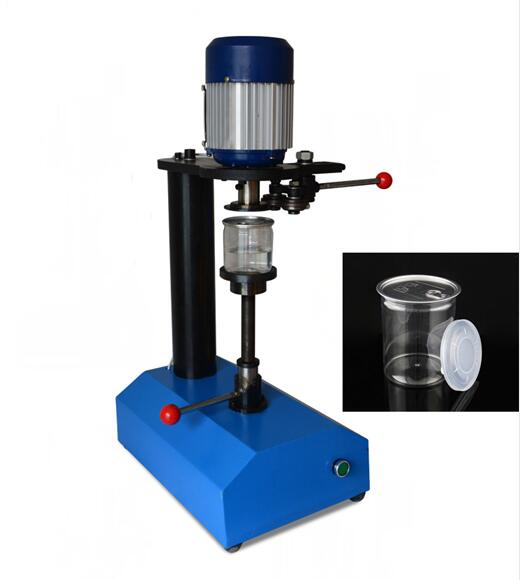 Can Sealing Capping Machine Aluminum Tin Cans Food Jar Capper