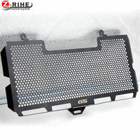For BMW F650GS F700GS F800GS Motorcycle Aluminium Radiator Grille Guard Cover Accessories Protective High Quality Aluminium