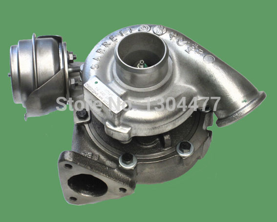 GT1849V 717625-5001S 7176255001S TURBO TURBINE TURBOCHARGER for OPEL Astra Zafira ASTRA engine:Y22DTR,2.2L with gaskets image