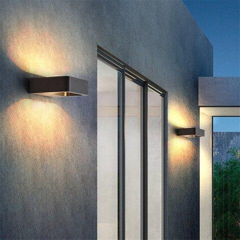 luz conduzida da parede impermeavel ao ar