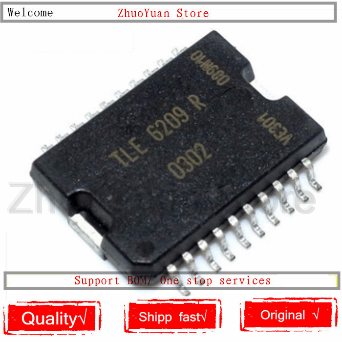 10PCS/lot New Original  TLE6209R TLE6209 TLE 6209 R HSOP20 IC Chip