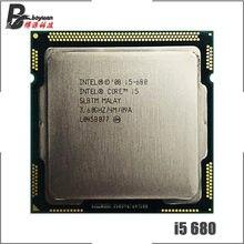 Intel Core i5-680 i5 680 3.6 GHz Dual-Core procesor CPU 4M 73W LGA 1156