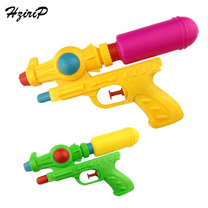 HziriP 1PCS Outdoor Children Playing Water Toys Random Color Plastic Toys Water Gun Kids Game Shooting Playing Tools Kids Gifts