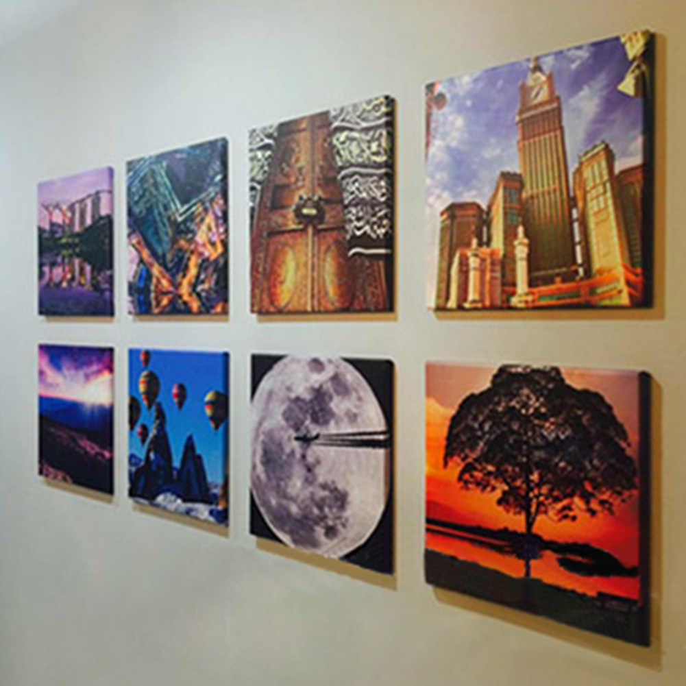 DIY Wooden Canvas Frame For Oil Painting Canvas Print ...