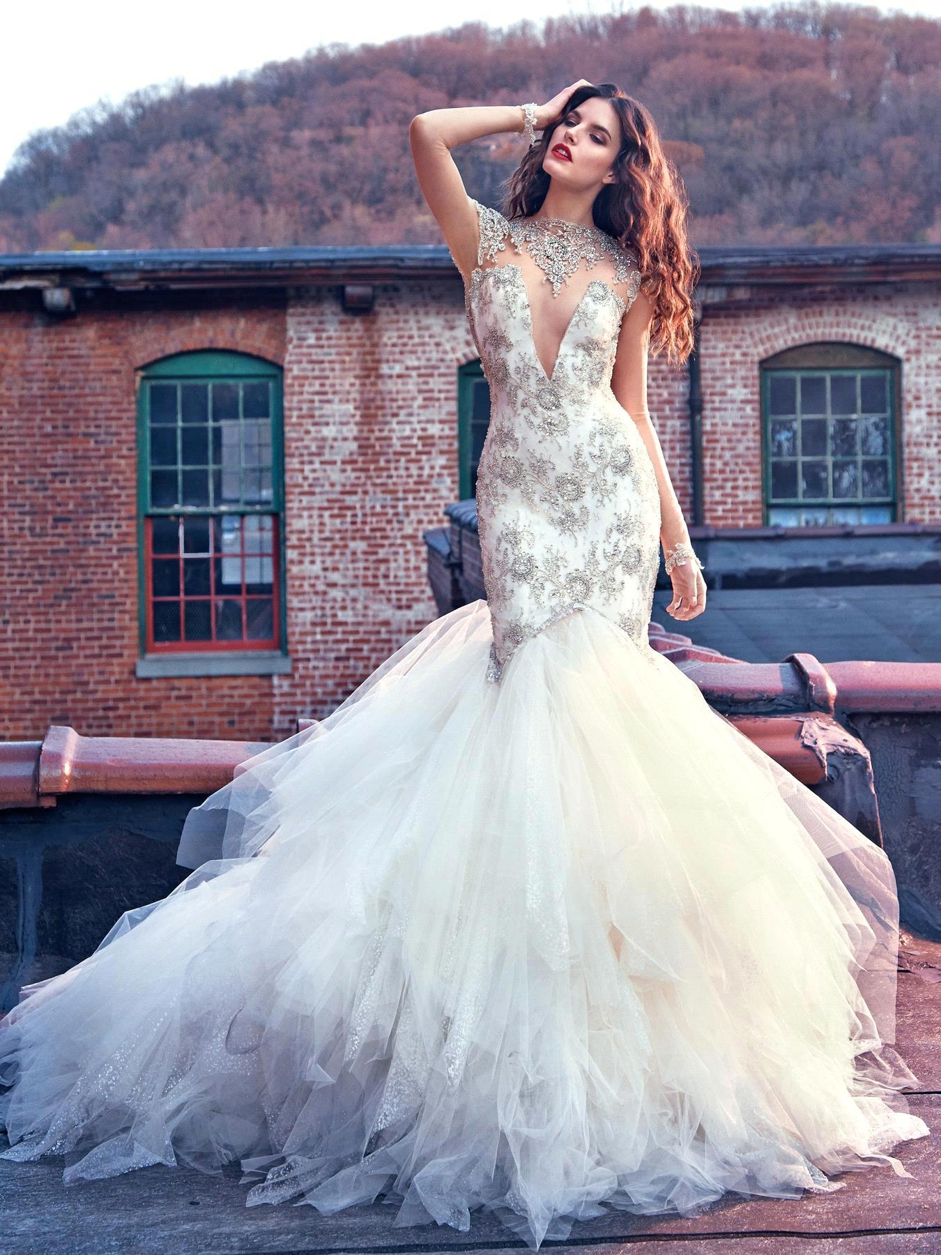 Online Get Cheap Silver Wedding Dresses -Aliexpress.com  Alibaba ...