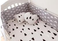 200*28CM baby bed bumper infant bed around protection cama bumpers in the crib bebek yataklari protector de cuna barrera cama