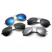 Vintage piloto óculos de sol feminino designer de marca 3025 espelho óculos de sol para mulher aviador oculos de sol feminino