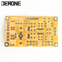 1 stück 15 W * 2 TDA1521 power verstärker PCB vorverstärker Berichtigung filter Kombiniert PCB (Keine komponenten)