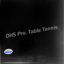 729 Super FX Black Rubber with Black Sponge Pips-in Table Tennis Rubber