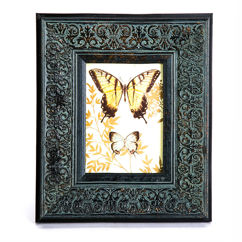 Wedding Gift Photo Frame: New 2016 MT Hot Classical Wall Pictures Black Frame