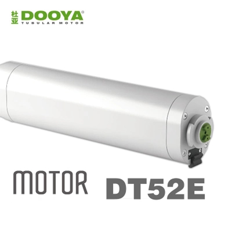 Eruiklink Dooya DT52E Electric Curtain Motor 220V Open Closing Window Curtain Track Motor Smart Home Motorized 45W Curtain Motor eruiklink dooya electric curtain motor remote control curtain motor for auto motorized curtain track for smart home automation