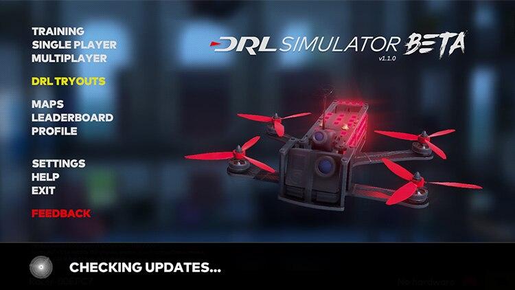 FPV Racer Flight Simulator with OTG Cable for Flysky Esky Radiolink Futaba FrSky