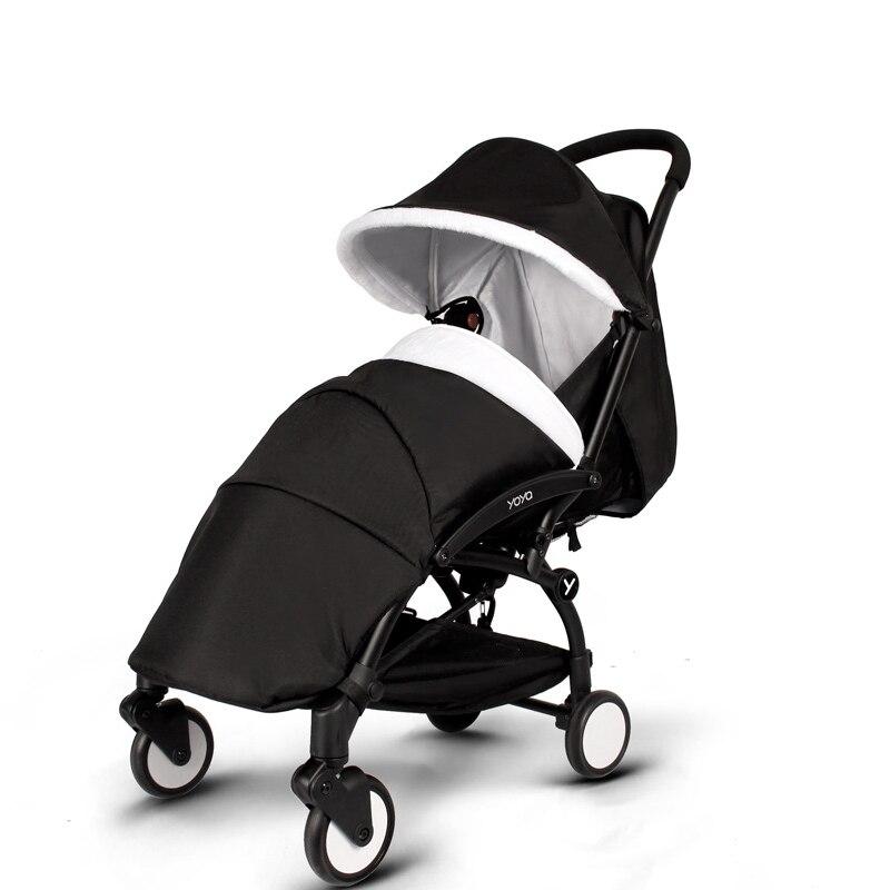 3 шт./компл. флис теплый чехол для Yoya портативная Йо йо Yuyu Детские коляски, сиденье под навесом подушки ножки в комплекте, торговой марки baby ко