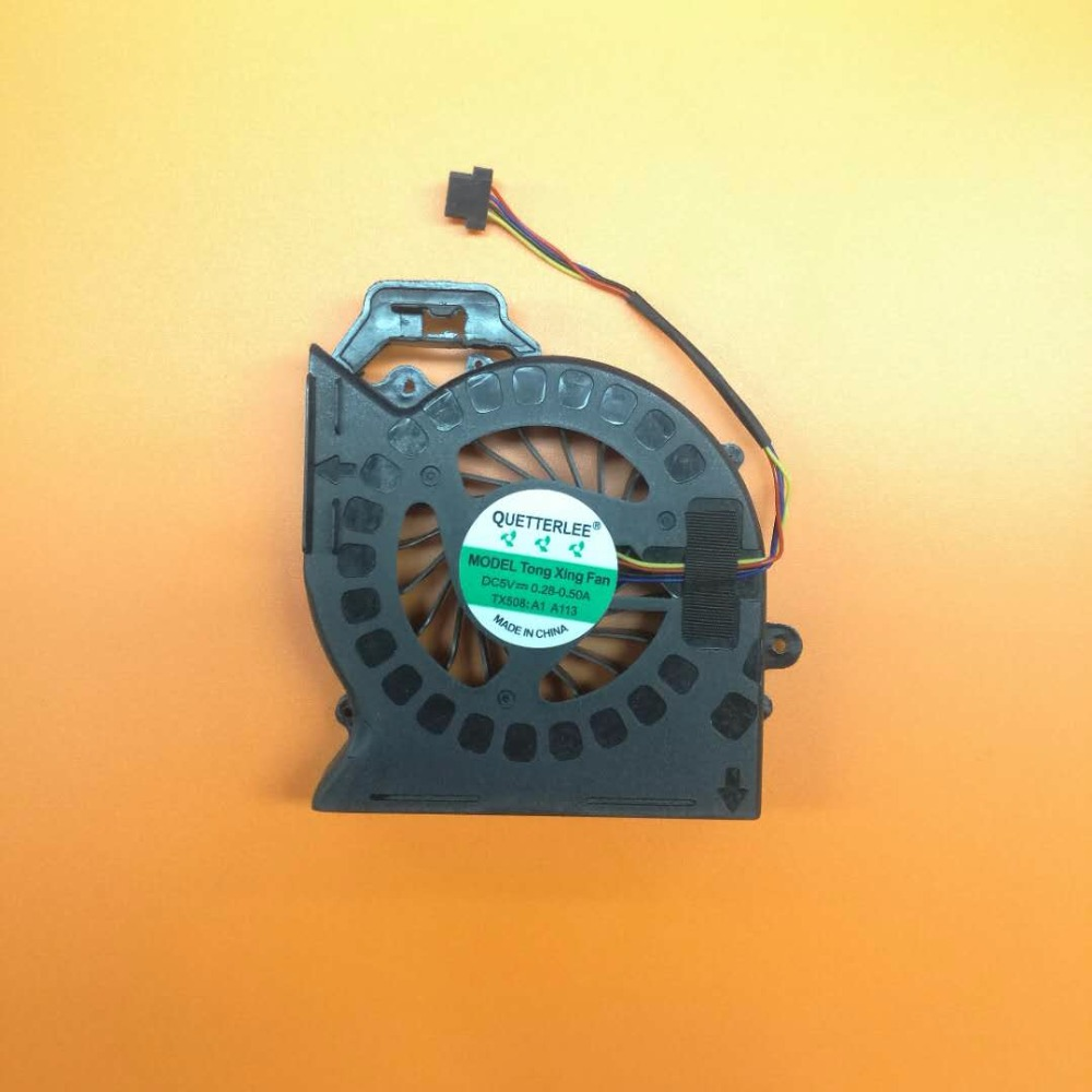 Brand New For HP Pavilion DV6 DV6-6000 DV6-6050 DV6-6100 DV7 DV7-6000 CPU Cooler Fan P/N: KSB0505HB AJ77or AD6505HX-EEB