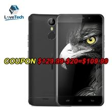 Ulefone Metal MTK6753 LTE 4G Octa Core Smartphone 3 GB RAM 16 GB ROM 5 Pulgadas Android 6.0 Dual Sim 2MP $ number MP de Huellas Dactilares escáner