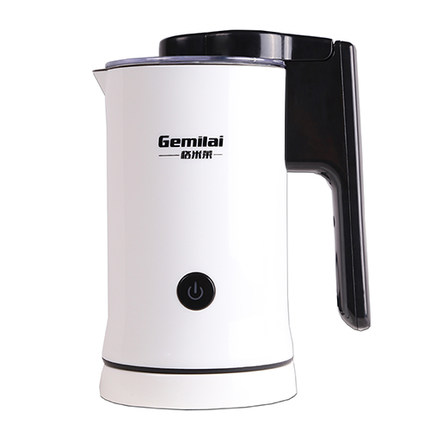 Gemilai CRM8008 Milk foam machine Fully automatic Cold and hot steam coffee homeuse commercial use Manual Electric Milk beater