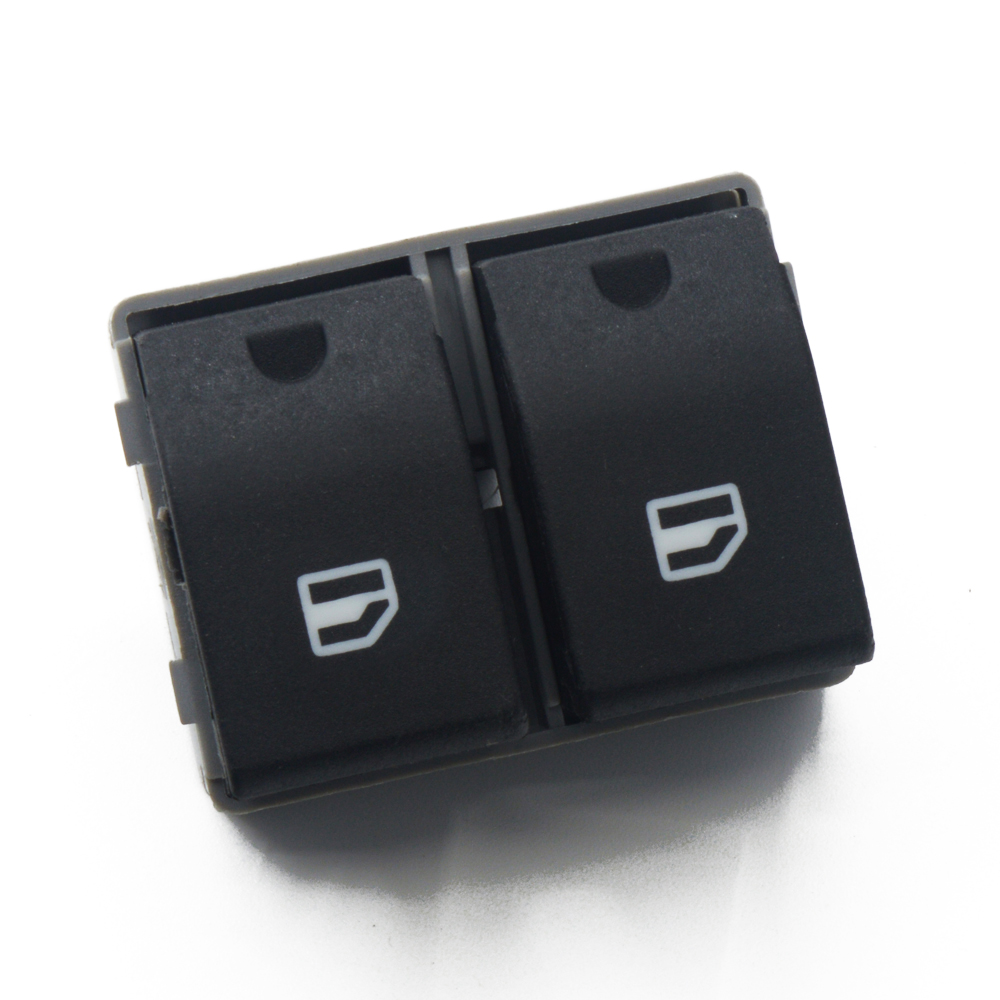 electric power window switch front 6q0959858 for seat cordoba ibiza iv vw polo fox 1999 2000. Black Bedroom Furniture Sets. Home Design Ideas