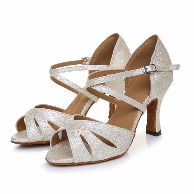 6 CM femmes Salsa danse chaussures grande taille femmes latine salle De bal Tango Jazz Salsa danse chaussures doux Zapatos De Baile Mujer Latin chaussure