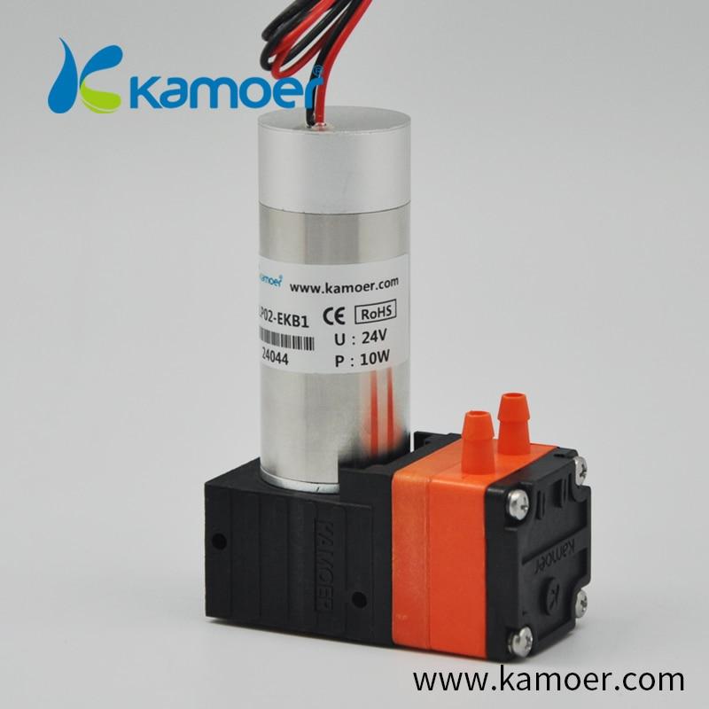 Kamoer 24V KLP02  Brushless dc motor pump mini diaphragm pump cnc dc spindle motor 500w 24v 0 629nm air cooling er11 brushless for diy pcb drilling new 1 year warranty free technical support