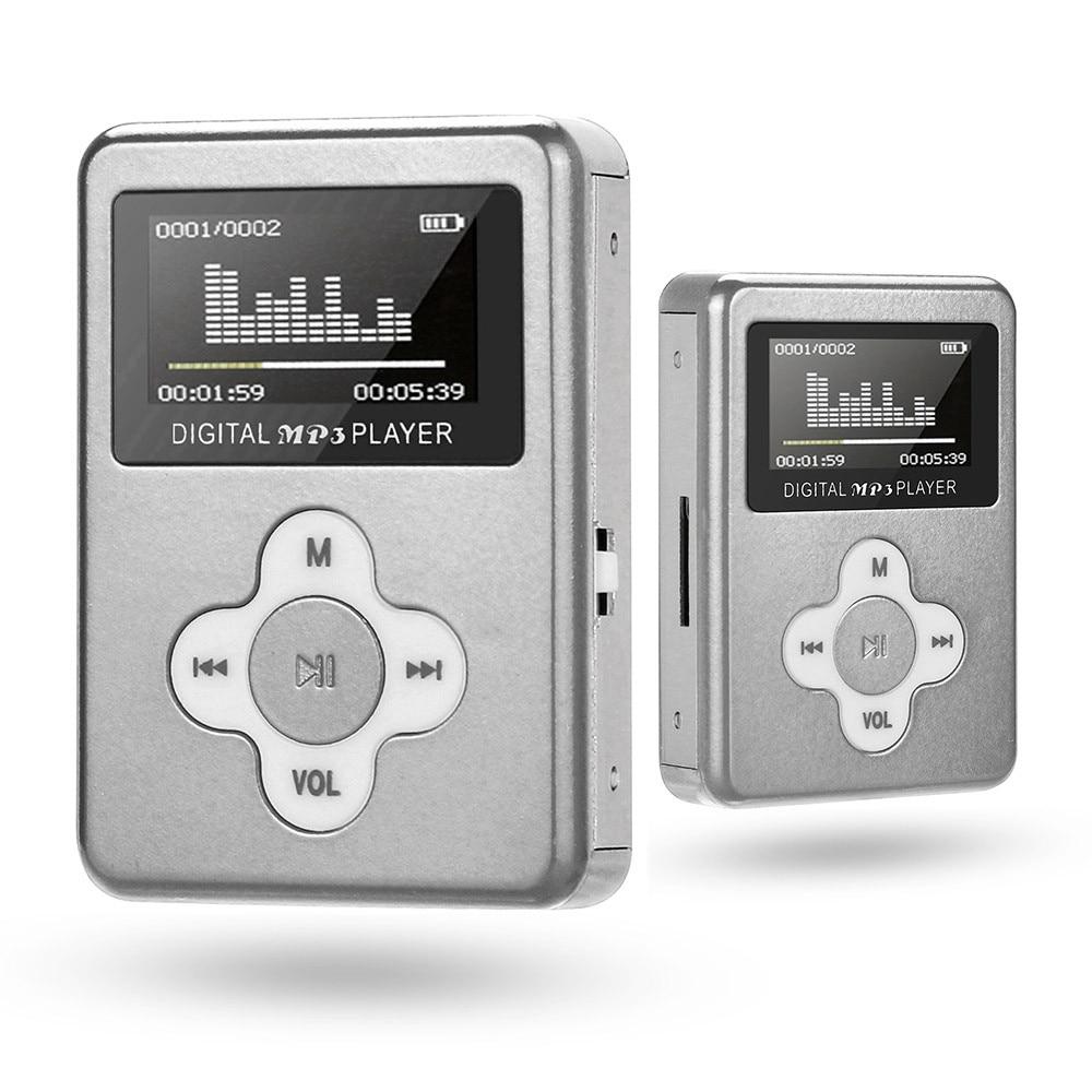 HIPERDEAL 2018 מיני MP3 נגן LCD מסך תמיכה 32 gb מיקרו SD TF כרטיס מפענח מחשב להכניס USB טעינה MP3 נגן AP28D D10